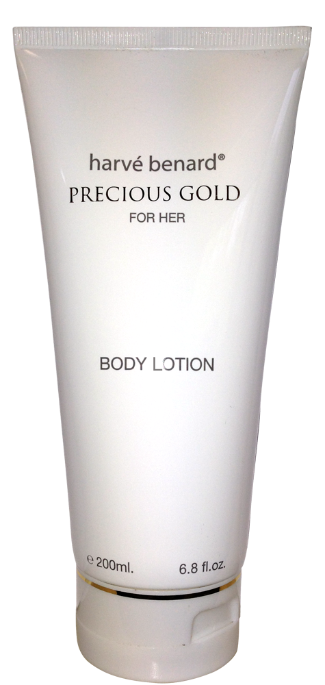Harve Bernard Precious Gold For Her Body Lotion 6.8oz