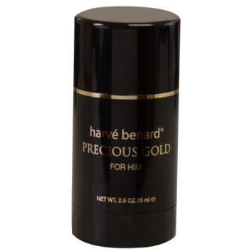 Harvé Benard Precious Gold For Him 2.5oz Deodorant