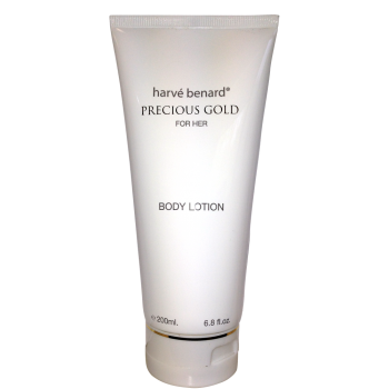 Harvé Benard Precious Gold For Her Body Lotion 6.8oz
